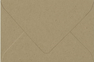 Recycled Natural Envelope B6 (176 mm x 125 mm)