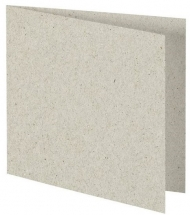 Square Card Blanks Recycled Sand