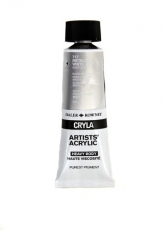 DR acrylic Cryla 75ml 717  metallic white imit