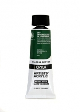 DR acrylic Cryla 75ml 367  oxide of chrome (green