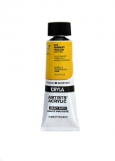 DR acrylic Cryla 75ml 675  primary yellow