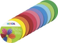 Origami Paper Heyda 15 cm, 100 Sheets -  Plain Colors