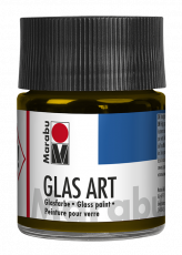 Marabu GlasArt - Yellow
