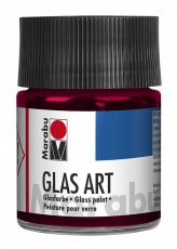Marabu GlasArt - Carmine Red