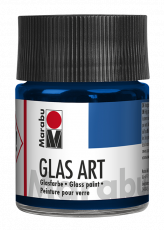 Marabu GlasArt - Dark Ultramarine