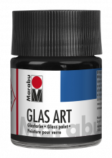 Marabu GlasArt - Black