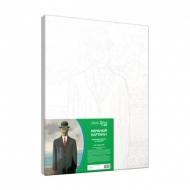 Rosa Paint by Numbers Acrylic Kit - Mastepieces - The Son of Man - Magritte