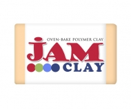 Polymer clay Jam Clay, Cappuccino, 20g