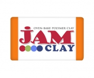 Polymer clay Jam Clay, Apricot, 20g
