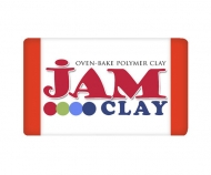 Polymer clay Jam Clay, Strawberries, 20g