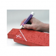 Sakura Solid Paint Marker - Solidified Paint Marker  (Mean Streak) Red