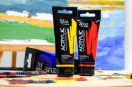 Acrylic Paint Rosa Gallery 60 ml  647 Burnt Umber