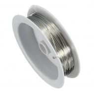 Jewellery Copper Wire : Ø 0.25 mm : Length 25 m