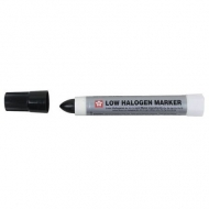 Sakura Solid Paint Marker - Solidified Paint Marker Low Halogen Black