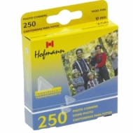 Clear Self Adhesive Photo Corners Hofmann 10 mm, 250 pcs