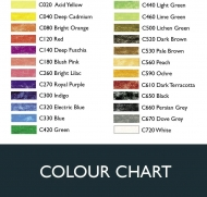 Derwent Coloursoft Colouring Pencils, Set of 24 in Wooden Gift Box, Professional Quality
