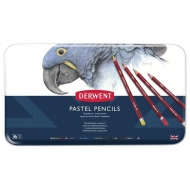 Derwent Pastel Pencil Tin Set of 36