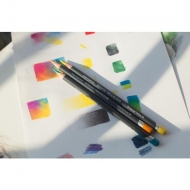 Derwent  Procolour pencils tin of 24 colours