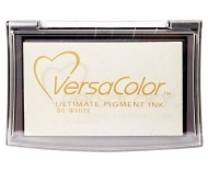 Tsukineko VersaColor Ultimate Pigment Ink Pad Бял