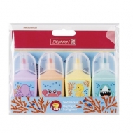 Brunnen Highlighter Set of 4