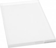 Transparent Acrylic Block for Clear Stamps 12 x 16 cm