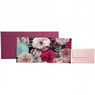 Cash/Vouchers Gift Envelope Stewo - Jetta - Roses and Peonies