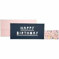 Cash/Vouchers Gift Envelope Stewo  - John - Happy Birthday