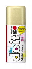 Marabu Do It  Transparent Spray Paint 150 ml Glitter Gold