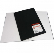 Stapled Softcover Sketchbook Daler Rowney Graduate : 140 gsm : 20 sheets : A4