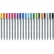 Staedtler Triplus Fineliner 334 : Line Width 0.3 mm : French Green