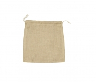 KPC bag Jute 36*32 cm natural