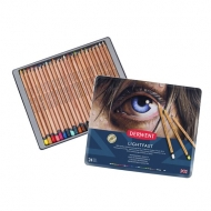 Derwent Lightfast Colouring Pencils : Set of 24