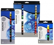 Daler Rowney Simply Gouache : Set of 12 Colours