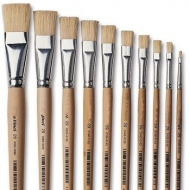 Da Vinci Student Flat Bristle Brush : Series 29