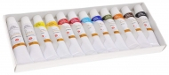 Nevskaya Palitra Oil Paint Sonet : Set of 12 Colours