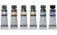 Daler Rowney Interference Acrylic Medium Shimmering : 75 ml : Red