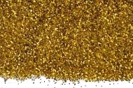 Glitter Powder 1kg Yellow Gold