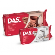 Air Drying Modelling Clay : Das :Terracotta