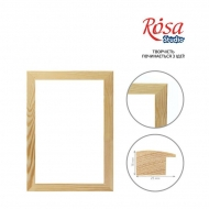 Wooden Frame Rosa (16x25 mm) to Frame 30x40 cm