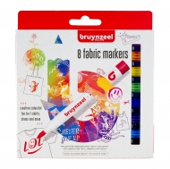 Bruynzeel College : Fabric Markers : Set of 8