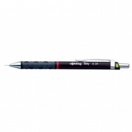 Rotring Tikky Burgundy : Mechanical Pencil : for Leads 0.35 mm