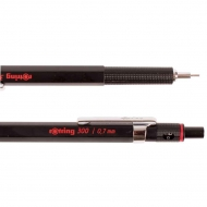 Rotring 300 : Mechanical Pencil : for Leads 0.7 mm