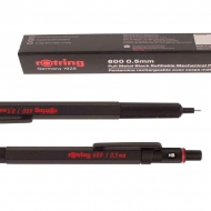 Rotring 600 Black : Mechanical Pencil : for Leads 0.5 mm