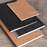 Dotted Notebook Brunnen : Kraft Paper Covers : 90 gsm : 40 sheets : A5