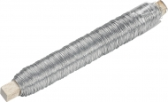 Knorr Prandell : Craft Binding Wire : Diameter 0.50 mm : Length 50 m : Silver