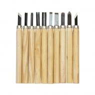 Slanchogled carving set 10 pcs