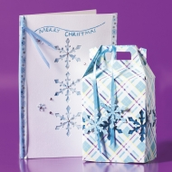 Heyda Flexi : All-Over the Page Magnetic Craft Punch : Snowflake