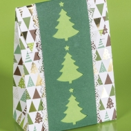 Heyda Flexi : All-Over the Page Magnetic Craft Punch : Christmas Tree