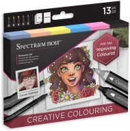 Spectrum Noir : Discovery Kit : Creative Colouring