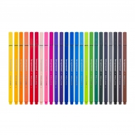 Bruynzeel : Fineliner : Set of 24